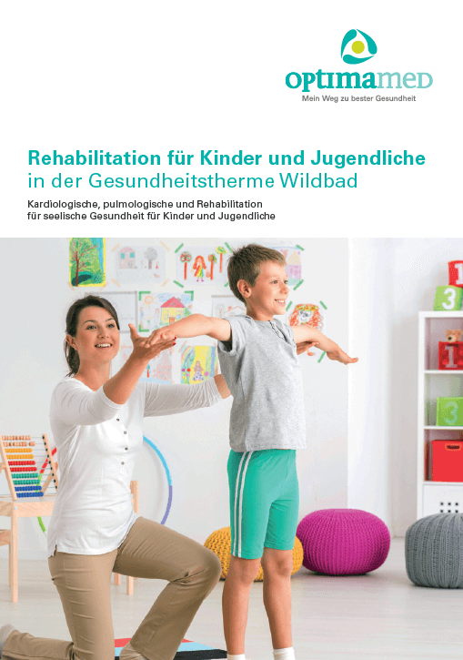 Folder Kinderreha Wildbad