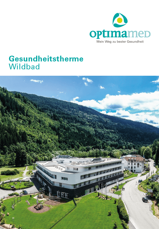 OptimaMed Gesundheitstherme Wildbad Folder