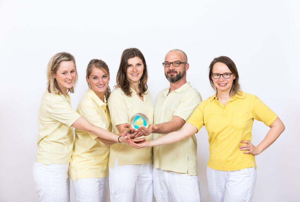 Team Bewegungstherapie (Sportwissenschaft, Physio, Massage)